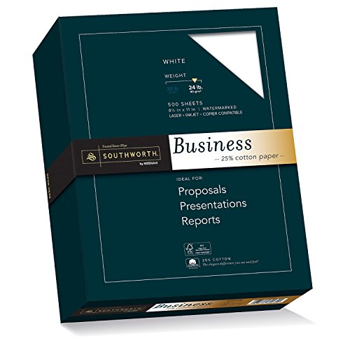 Southworth Premium Weight Business Paper - 1