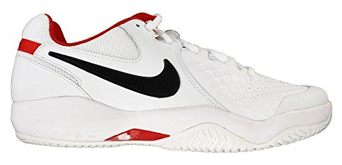 Herren Rot Weiß Force Sneakers 1 Nero Nero Red Air Schwarz University Black Eu Nike White '07 PwqBTPd
