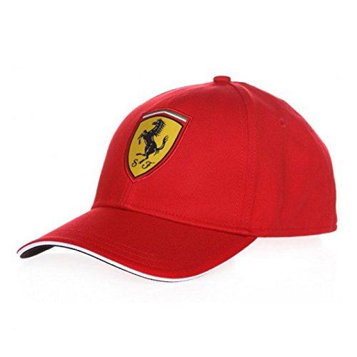 Scuderia Ferrari Formula 1 2018 Red Classic Hat (F1 Kids Costume)