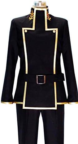 [해외]Dreamcosplay Anime Code Geass Lelouch  Ashford Academy Daily Suit Cosplay Costume / Dreamcosplay Anime Code Geass Lelouch  Ashford Academy Daily Suit Cosplay Costume
