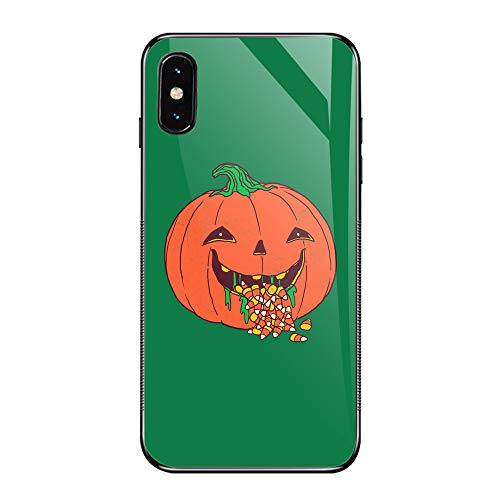 (iPhone X MAX Shockproof Case Halloween Hangover TPU Soft Silicone Cover Phone Cases for Apple iPhone X)
