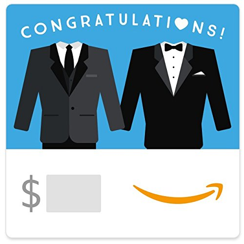 Amazon eGift Card - Two Wedding Tuxedos