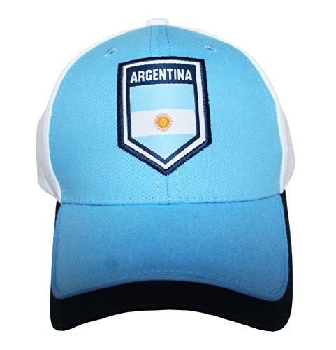 World Cup Soccer Argentina Mesh Cap