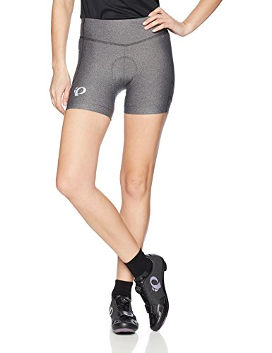 Pearl iZUMi Women's Escape Sugar Shorts, Phantom Heather, Small