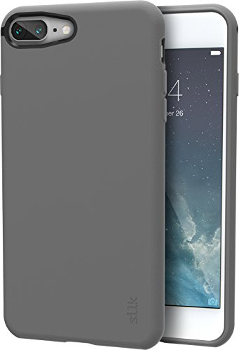 Silk iPhone 7 Plus/8 Plus Grip Case - BASE GRIP Lightweight Protective Slim Cover -