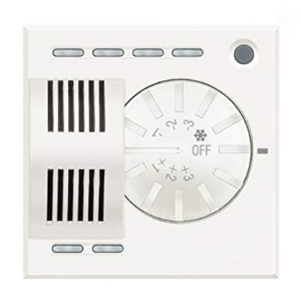 Bticino My Home Hd4692Fan - Sonda Axolute Termo Fancoil
