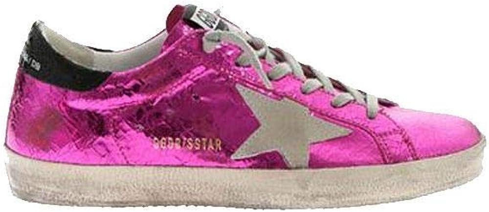 Golden Goose Superstar Sneaker Pink