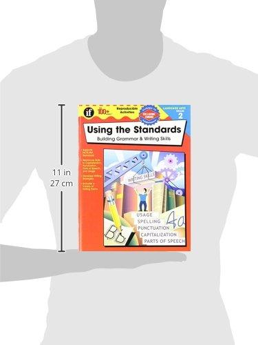 Using the Standards - Building Grammar & Writing Skills, Grade 2 ...