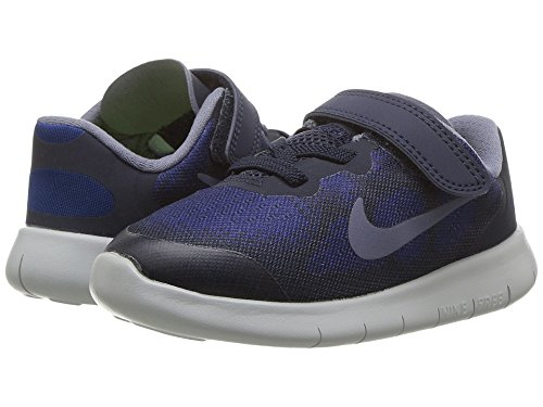 hot sales d1f59 e288b Nike Free RN 2017 (TDV) (6 Toddler M) Blue: Amazon.ca: Shoes ...