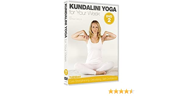 Amazon.com: KUNDALINI YOGA for Your Week - TUESDAY - Core ...