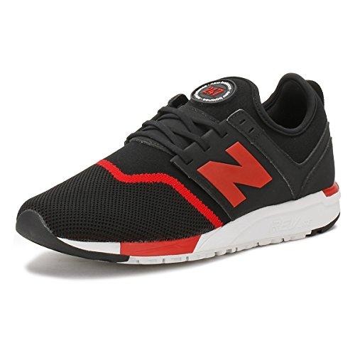 D Noir New GR Balance 247 Rouge Black MRL Zqxtqa