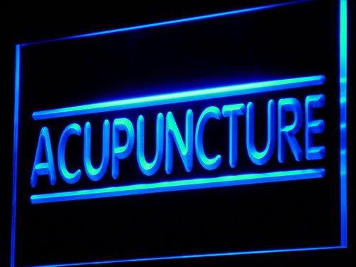 Price comparison product image ADV PRO i807-b Acupuncture Center Treatment NR Neon Light Sign