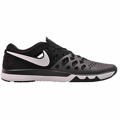 Zapatillas de entrenamiento Nike Mens Train Speed 4 TB, negro, blanco 833259 011 (9.5)