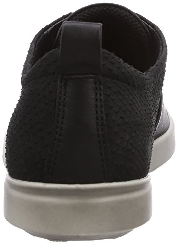 Ecco Aimee Black/Black Feather/Clodin Damen Sneakers Schwarz (Black/Black Feather/Clodin50659)