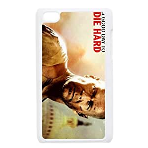Die Hard iPod Touch 4 Case White T4506233