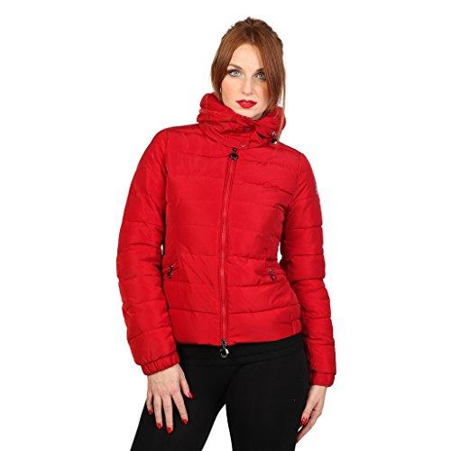 Fontana Cervinia Chaqueta Cervinia Chaqueta Rojo Mujer Rojo Mujer Fontana qOowtSqd