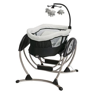 Graco DreamGlider Gliding Seat & Sleeper, Sutton by Graco