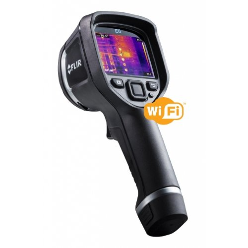 FLIR E6 Compact Thermal Imaging Camera with 160 x 120 IR