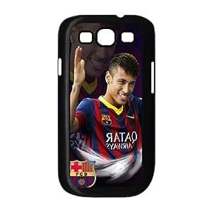 Neymar F8X45Q6CH funda Samsung Galaxy S3 9300 funda caso 6L455S negro