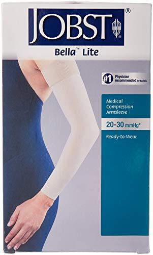 - Jobst Women's 20-30 mmHg Arm Sleeve 1013-Arm Sleeve Size: Medium, Color: Beige
