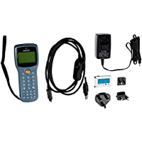 Unitech HT630-9000CADG HT630 Mobile Computer, 4.5MB RAM, Laser, Batch, DOS, Battery, USB Cable, Power Adapter