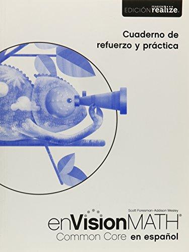 MATH 2015 SPANISH COMMON CORE PRACTICE & RETEACHING WORKBOOK GRADE 4