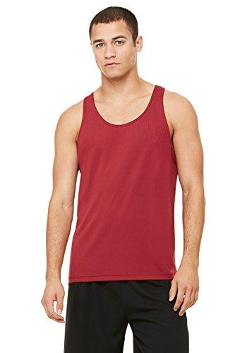Zara Yoga Studio |LA| Sport Men's Mesh Tank (2 XLarge /Sport - Barbara Santa Outlets