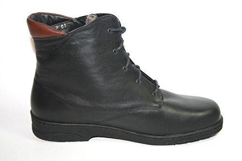 Ganter - Botas de Piel para mujer Negro negro Negro - Schwarz (sz/moro)