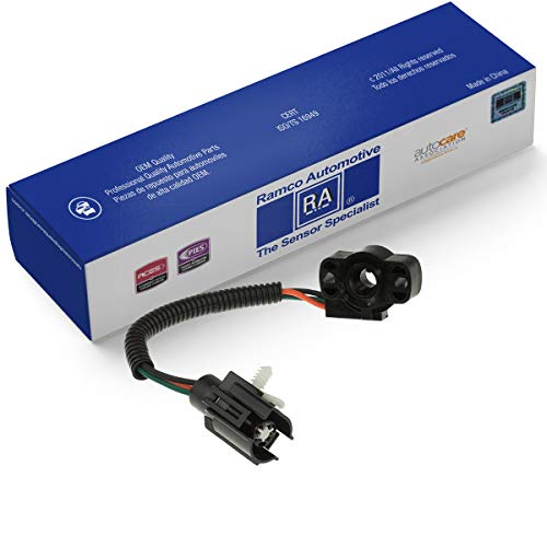 - Ramco Automotive, Throttle Position Sensor, Compatible with Wells TPS228, Standard Motor Products TH44 (RA-TPS1029)