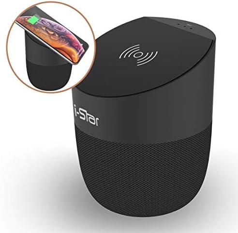 Altavoz Cargador Bluetooth Portátil con Carga Inalambrica 2 en 1 ...