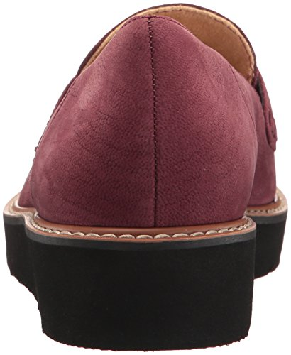 Loafer Naturalizer on August Women's Slip Bordo 1IfYqI