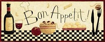 Guten appetit auf französisch