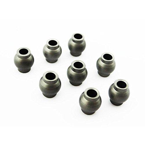 [Hot Racing YEX160H Hard Anodized Aluminum Pivot Balls Yeti XL] (Anodized Pivot)