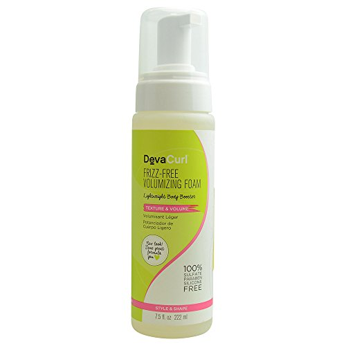 DEVA by Deva Concepts CURL FRIZZ FREE VOLUME FOAM 7.5 OZ for UNISEX(Package Of 4) by DevaCurl