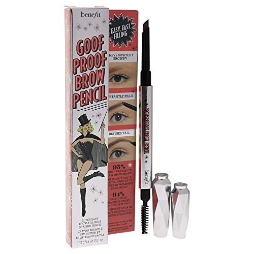 Benefit Goof Proof Brow Pencil, Medium, 0.01 Ounce