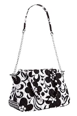 Vera Bradley Chain Bag in Night & Day
