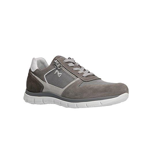 Nero Giardini Sneakers Scarpe Uomo Fumo 0350 P800350U