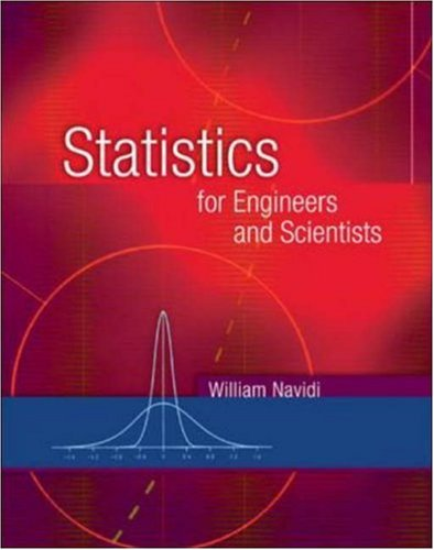 Statistics for Engineers and Scientists w/ CD-ROM
