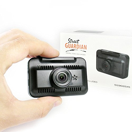 Street Guardian SG9665XS + 32GB, 1080p, Super Capacitor 12-24V direct input (32GB)
