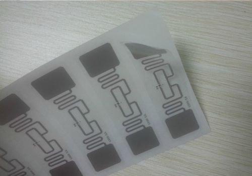 AZ 9662 Alien H3 70x17 UHF tag RFID Adhesive Tag inlay RF...