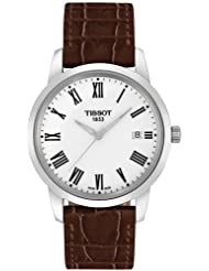 Tissot Classic Dream White Dial Mens Watch #T033.410.16.013.01