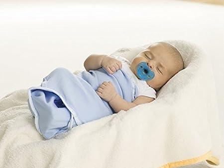 Amazon.com : 2 Paquete de la pastilla de goma recién nacido chupete ...