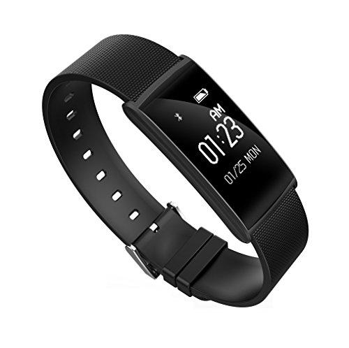 Xiaomi Mi Band IP67 Fitness Tracker (Black) - 9