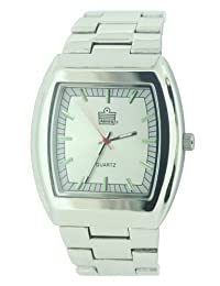 Admiral Silver Tone Bracelet Strap Gents Dress Watch ADM02/B