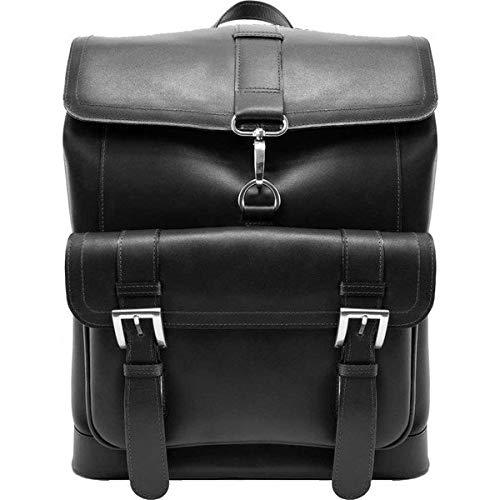 [マクレーン] レディース バックパックリュックサック Hagen Leather Laptop Backpack [並行輸入品] One-Size  B07DJ2TTXC
