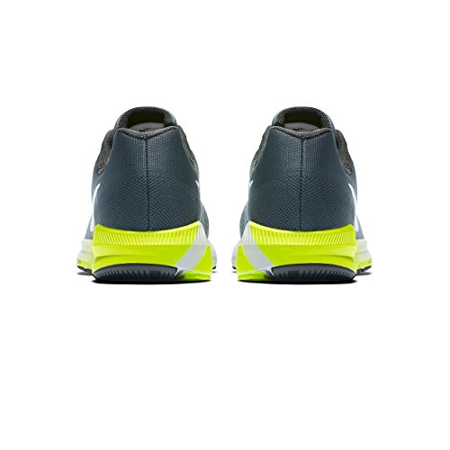 Multicolore Chaussures Grey Structure Homme Volt Running De Air Nike 007 Anthracite Zoom 21 cool White xv8WSA