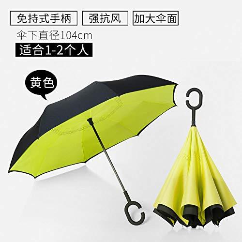 Home bathroom products Double-Deck Waterproof Vertical Umbrella,