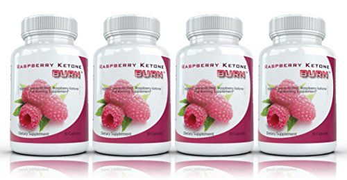 Raspberry Ketone Burn Bottles Concentrated