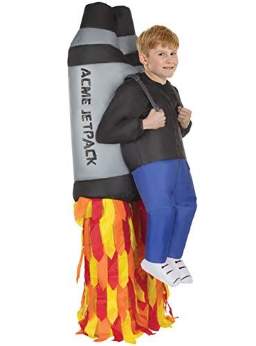 Cool Holloween Costumes (Morph MCKROIJP Boys Inflatable Costume, One)