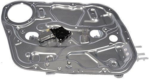 (Dorman 748-348 Front Driver Side Power Window Regulator and Motor Assembly for Select Hyundai Models )
